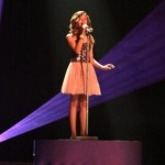 Little Molly Rainford smashed it! On Britain's Got Talent live final