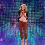 Britain's Got Talent 2012:  School girl Paige Turley wowed at her audition