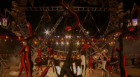 Britain's Got Talent winners Spelbound had a dream come true when they appeared in the London Olympics closing ceremony last night. The artistic acrobatics gymnasts who won Britain's Got Talent...