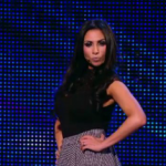 Francine Lewis impressions were out of this world at BGT 2013 fourth semi final