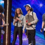 Luminites  wowed with the Bee Gees classic track To Love Somebody at BGT 2013 third semi final