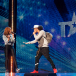 Luminites tipped as second favourites to win Britain's Got Talent 2013 behind the Attraction Dancers