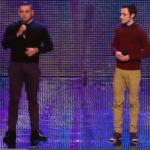 """The Johnson Brothers put an operatic twist on """"The Impossible Dream"""" at Britain's Got Talent auditions"""