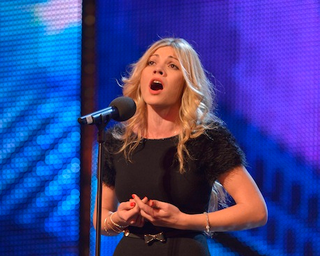 Opera Singer Aliki Chrysochou Overcame Illness That Affected Her Speech And Wowed At Britain S Got Talent 2013 Auditions With Bring Me To Life Reality Tv