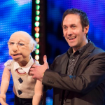 Ventriloquist Steve Hewlett with poppet Arthur Lager from Britain's Got Talent 2013 hopes to bring back ventriloquism