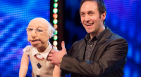 Ventriloquist  Steve Hewlett  who entertained millions on Britain's Got Talent with his poppet Arthur Larger, reveals his act is a bit old school but insisted that a ventriloquist could win...
