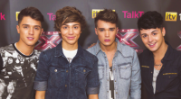 X Factor newest boyband Union J joins Steven Mulhern on Britain's Got More talent to perform their debut single Carry You. The Union J band members – Jaymi Hensley, JJ...