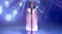 It is proving to be the battle of the 11 year-old's on Britain's Got Talent this year between Asanda and Arisxandra. And they were so good tonight that we have...