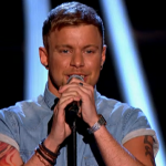 Lee Glasson sings Can't Get You Out Of My head by Kylie Minogue  on The Voice UK 2014