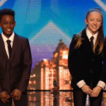 Dancers Lauren & Terrell wow the Britain's Got Talent 2014 judges with their performance