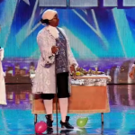 The Shakespeare Remix performs a peace from Hamlet on Britain's Got Talent 2014 Auditions