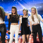 SweetChix sings She Said and Back to Black on Britain's Got Talent Auditions