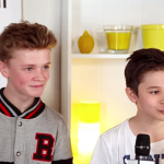Bar and Melody (BAM) on The Ellen DeGeneres Show with their anti-bullying song from Britain's Got Talent