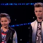 Bars and Melody BAM sings I'll Be Missing You on Thursday's semi final of Britain's Got Talent 2014