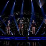 Collabro sings Bring Him Home on Britain's Got Talent first Semi Finals 2014 and wowed