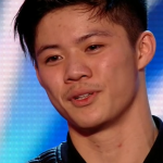 Kieran Lai Street Dancer Britain's Got Talent 2014 auditions went down a storm