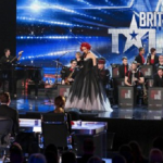 La Voix drag queen and The London Gay Big Band impressed on Britain's Got Talent 2014 with New York New York