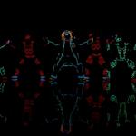 Light Balance from the Ukraine light up Britain's Got Talent semi finals with an amazing body light dance display