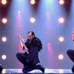 The French guys dancing in heels on Britain's Got Talent Yanis Marshall, Arnaud And Medhi showcased their moves in the final
