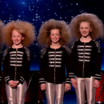 Mini Moves from Glasgow showcased their dance moves and big hair on the semi finals of Britain's Got Talent  2014