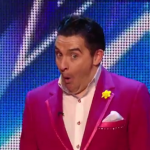 Ricky K musical comedy routine won over the judges  on Britain's Got Talent 2014 auditions