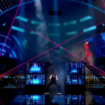 Lauren and Terrell danced to the Avengers theme on the semi-finals of Britain's Got Talent 2014