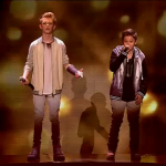Bars and Melody  hopeful with moving lyrics on Britain's Got Talent 2014 Final could win the show