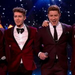 Jack Pack sings Feeling Good by Michael Buble on Britain's Got Talent 2014 final
