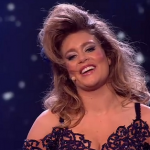 Lettice Rowbotham sings wake me up inside  Britain's Got Talent Final performance with a Violin worth more than a million pounds