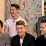 Collabro wants to star on Glee and reveal how they will spend their prize money