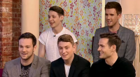 After winning Britain's Got Talent on Saturday, the new British Musical Theatre boyband Collabro, has hardly hand any sleep. They have been getting up early to deal with all the...