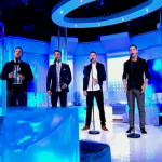 Collabro performed let it go from their new album Stars on This Morning