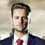 James Hill from Chesterfield nickname is 'Del Boy'  hopes to win the  cash on The Apprentice 2014