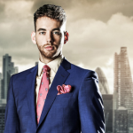 Robert Goodwin  The Apprentice 2014 is the bookies early favourite to win the show