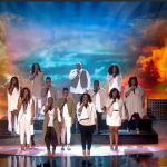Revelation Avenue Choir Halo rendition impressed on the second semi final of Britain's Got Talent 2015