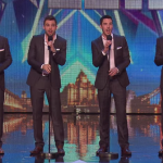 The Neales father and sons group sings  When Will I Be Loved  on Britain's Got Talent 2015