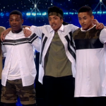 Boyband dance crew from London wowed on the fourth semi final of Britain's Got Talent 2015