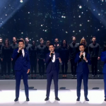Callabro  I won't give up on love  on the last semi finals of Britain's Got Talent 2015