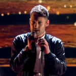 Calum Scott  We Don't Have To Take Our Clothes Off on the last semi finals of Britain's Got Talent 2015