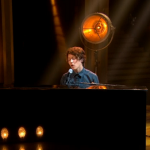 Isaac Waddington Ghost by Ella Henderson in the final of BGT 2015