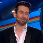 How did Jamie Raven do his word trick on the third semi final of Britain's Got Talent 2015?