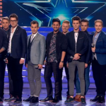 The Kingdom Tenors sings One Direction's story of my life on the third semi final of Britain's Got Talent 2015