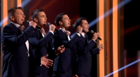Father and sons family singing group The Neales take on Jason Mraz's I Won't Give Up on Britain's Got Talent live final. The father and sons team hope to win […]