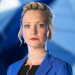 Royal Navy officer Charleine Wain from Plymouth take on the challenges of The Apprentice 2015