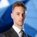 Sam Curry from London hope to win The Apprentice 2015