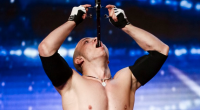 Alexandr Magala shocked the Britain's Got Talent judges by showing how to swallow a sword on the opening episode of the new series of the long running ITV talent show....