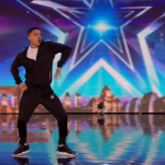Balance Unity impressed with Susan Boyle dance moves on Britain's Got Talent