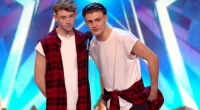 Dance duo Kaylum and Elliot, showcased their dance moves on Britain's Got Talent but failed to impressed Simon Cowell. However, the two lads managed to impress the other three judges...