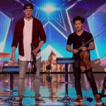 Momento violin players impress on Britain's Got Talent 2016