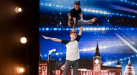 School boys Sam and Hector impressed the Britain's Got Talent judges with their gymnastic routine at their audition. 14 year old Sam and and 12 year old Hector received a...